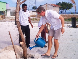 Community Development Programme - Maldives
