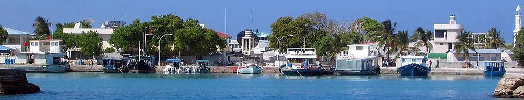 Naifaru Harbour
