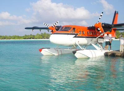 Seaplane Naifaru Male